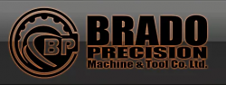 Brado Precision Machine & Tool Co., Ltd.