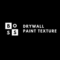 BOSS drywall and paint