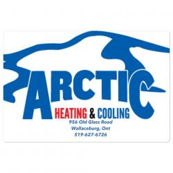 Arctic Heating and Cooling