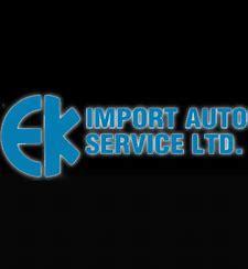 EK IMPORT AUTO SERVICE LTD.