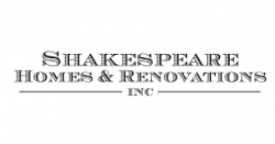 Shakespeare Homes & Renovations