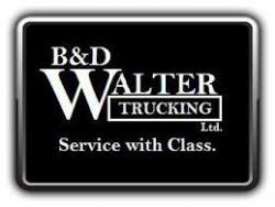 B & D Walter Trucking