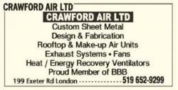 Crawford Air Ltd