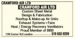 Crawford Air Ltd